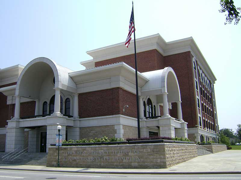 Lowndes County Judicial Building