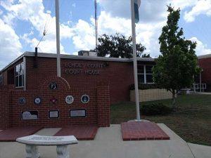 EEchols County Courthouse